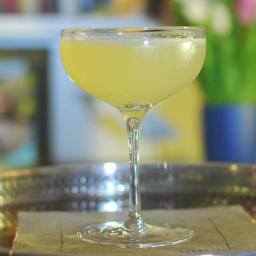 Corpse Reviver #2 Cocktail