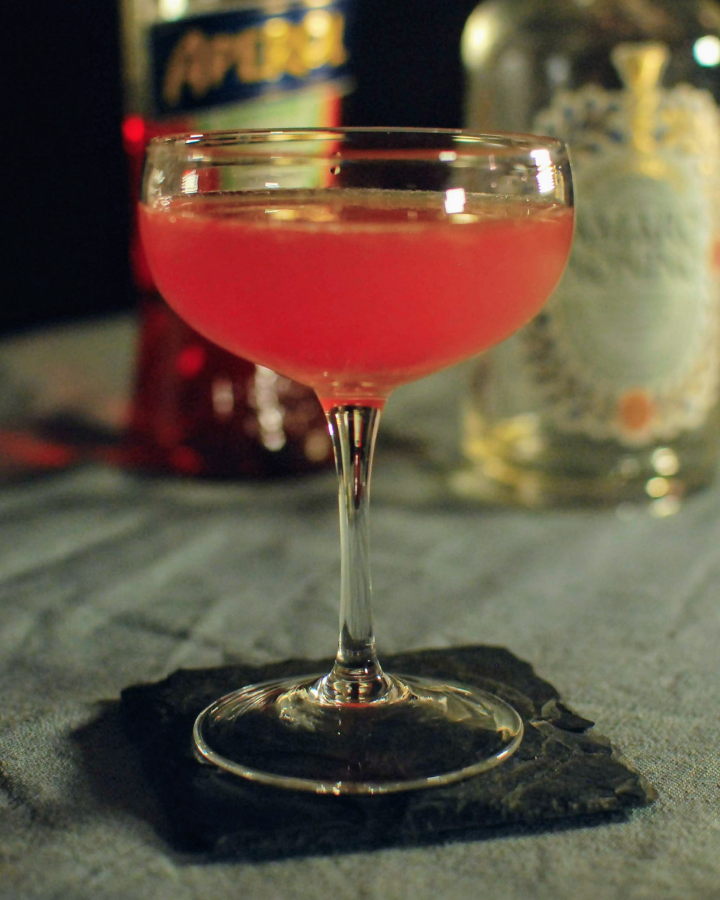 Paper Plane Cocktail