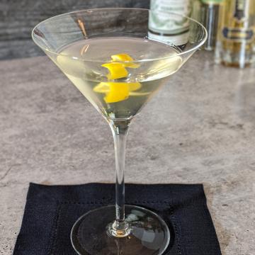 St. Germain Martini