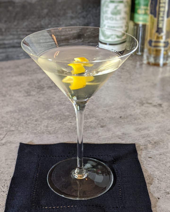 St. Germain Martini